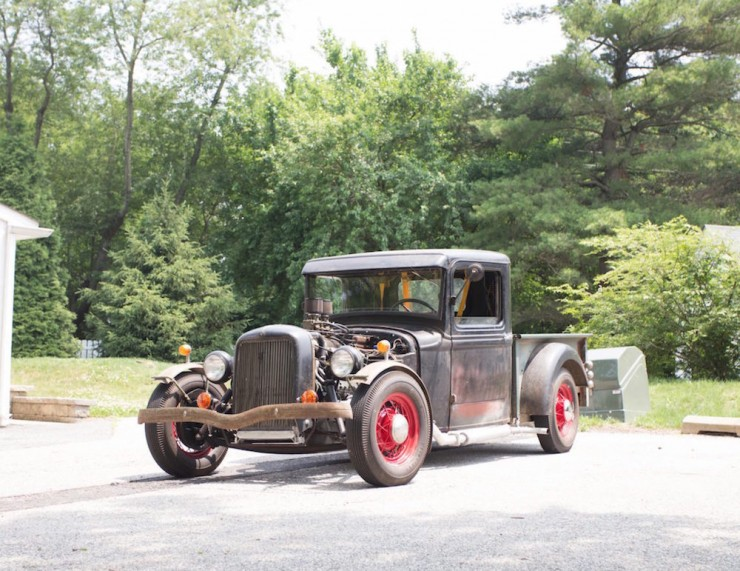 Ford Hot Rod 2