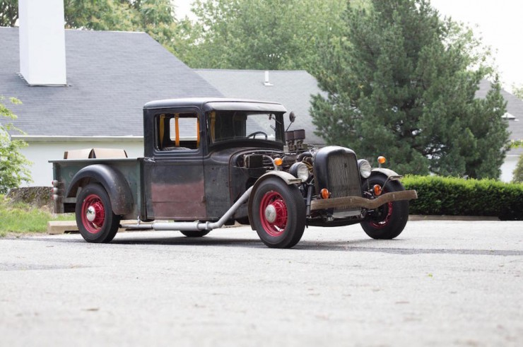 Ford Hot Rod 4