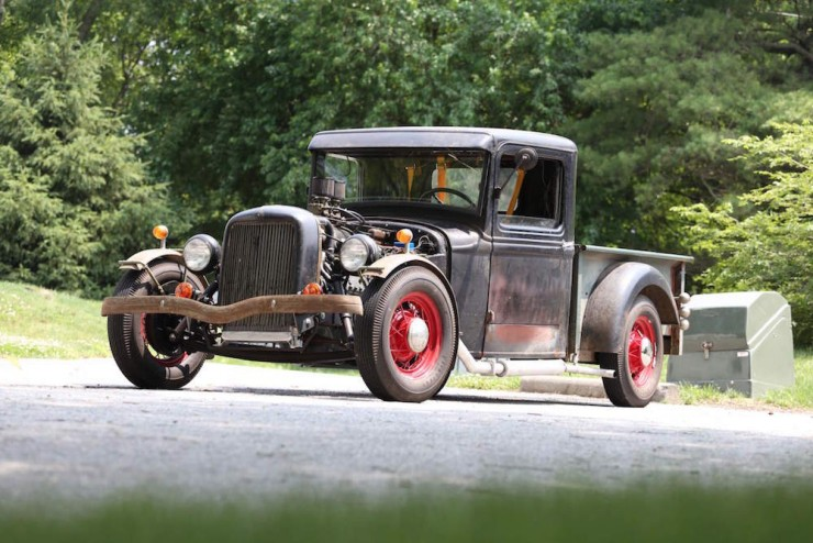 Ford Hot Rod 7