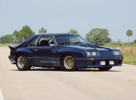 Ford Mustang GT Enduro 1 450x330 - 1982 Ford Mustang GT Enduro Prototype Coupe