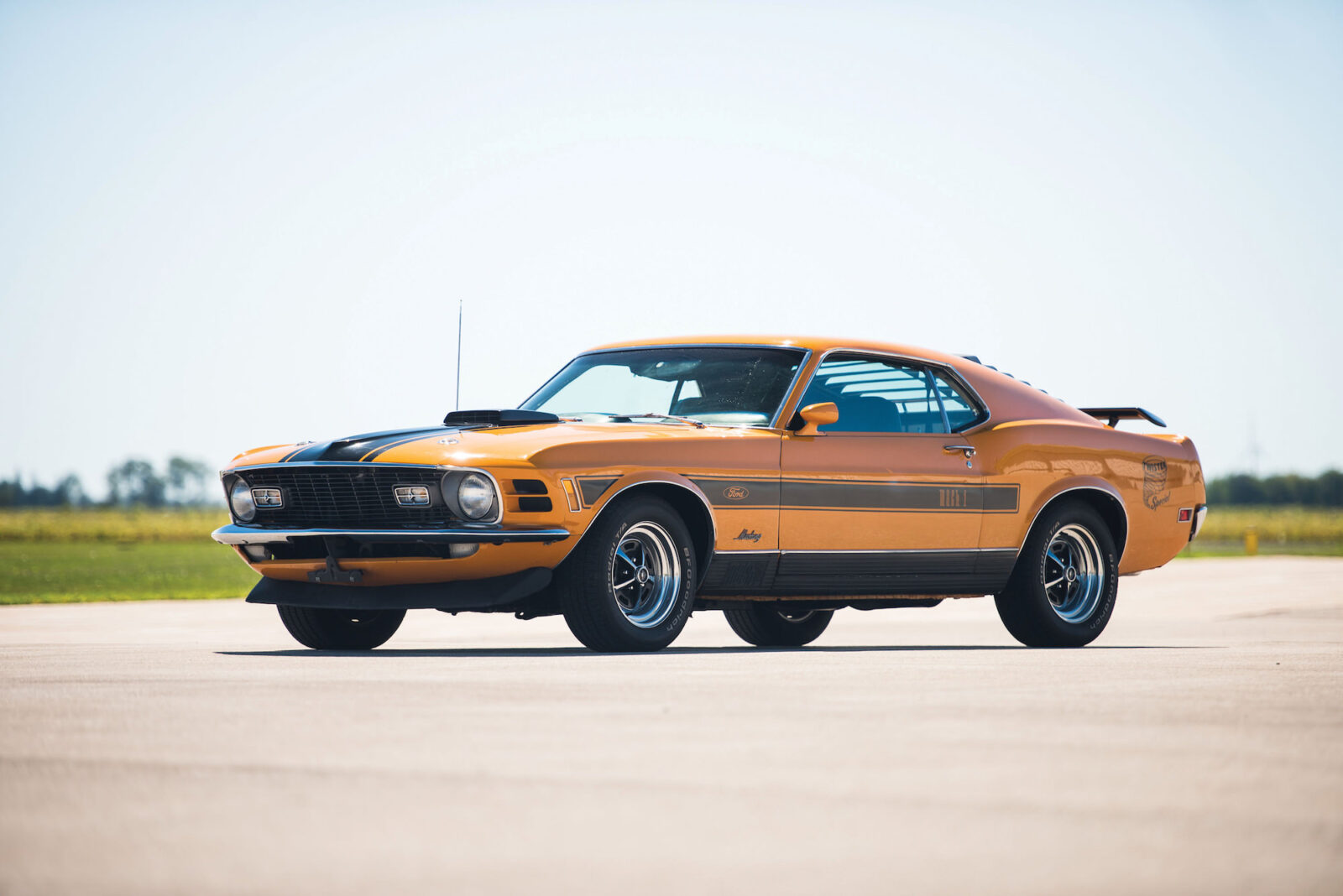 Kansas City Cars >> Ford Mustang Mach 1 Twister - Silodrome