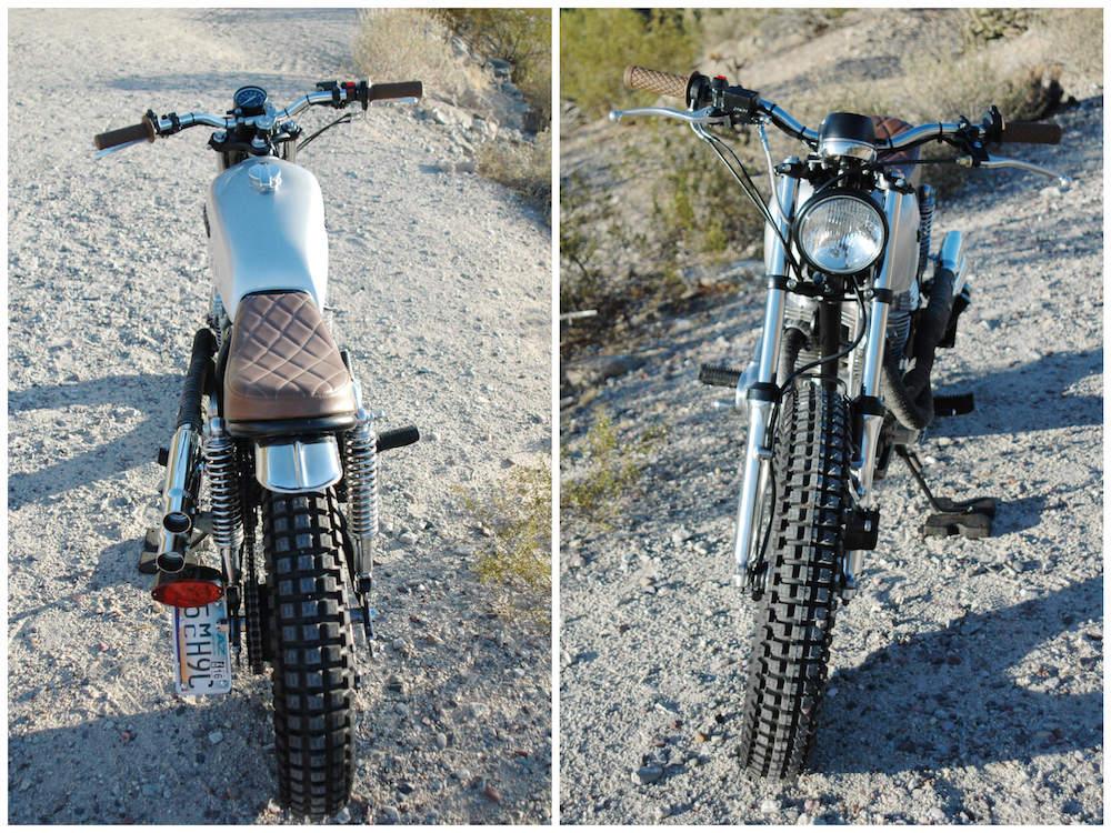 Honda CB360 CL360 2