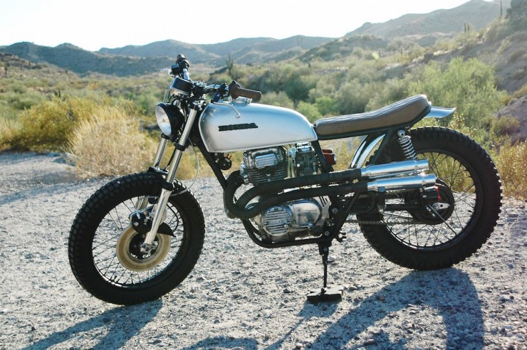 Honda CB360 CL360 3