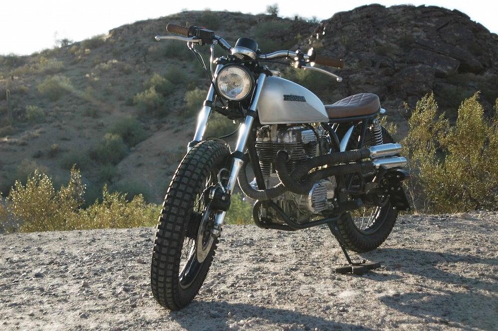 Honda CB360 CL360 4