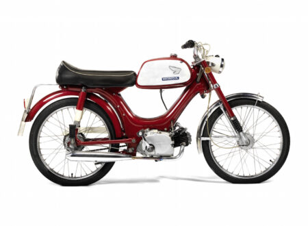 Honda PS50 Sports Moped 1
