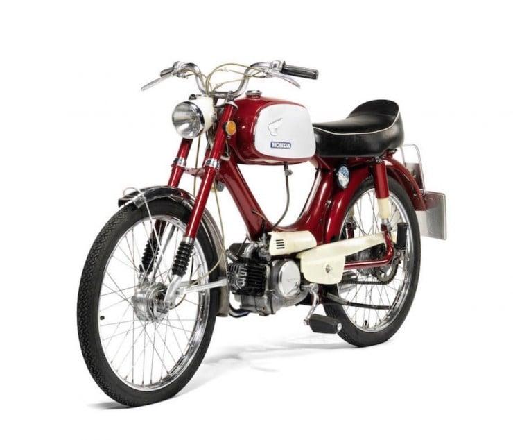 Honda PS50 Sports Moped 2