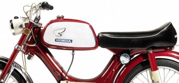 Honda PS50 Sports Moped 3