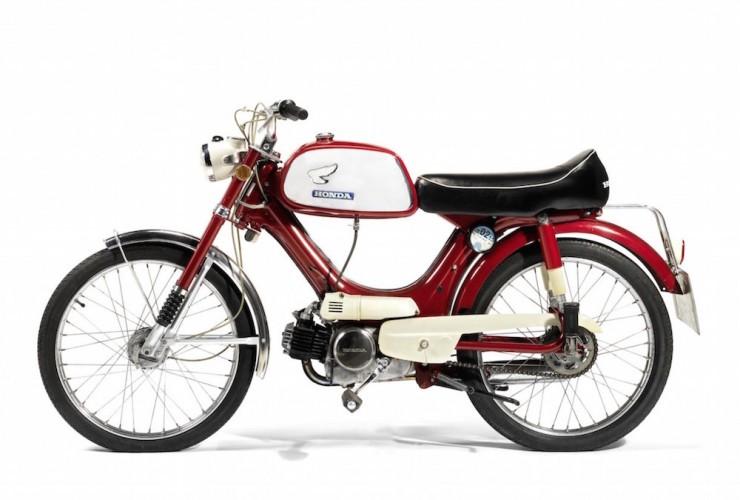 Honda PS50 Sports Moped