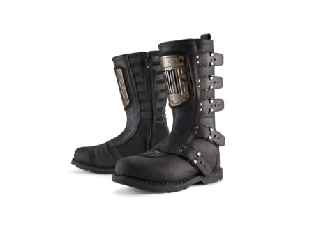 ICON 1000 Elsinore HP Motorcycle Boot