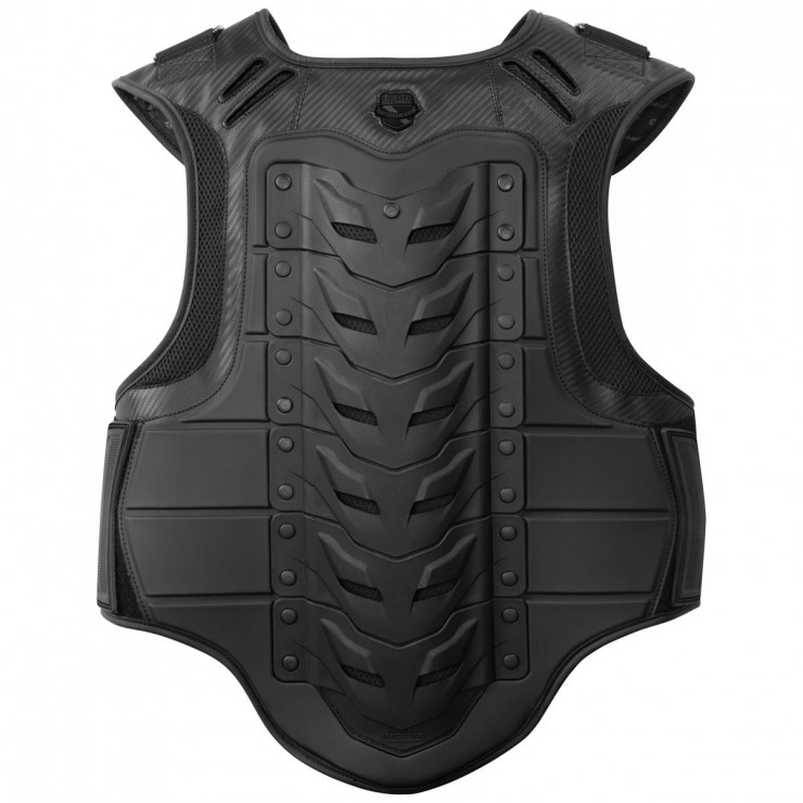 Icon Field Armor Stryker Vest Back