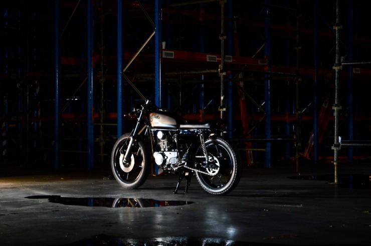 Kawasaki KZ200 11
