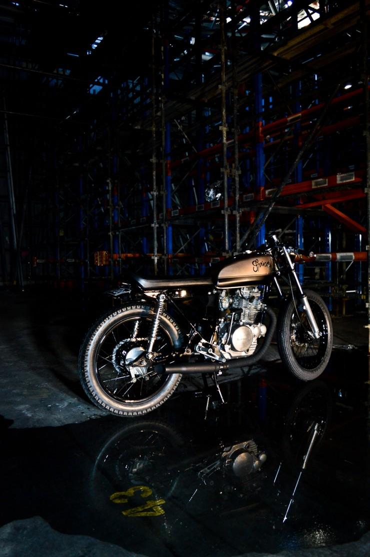 Kawasaki KZ200 4