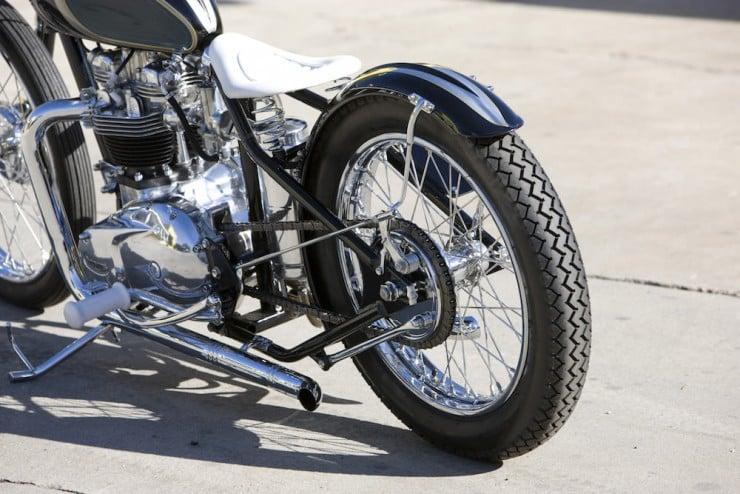 Mooneyes Triumph Bobber 34
