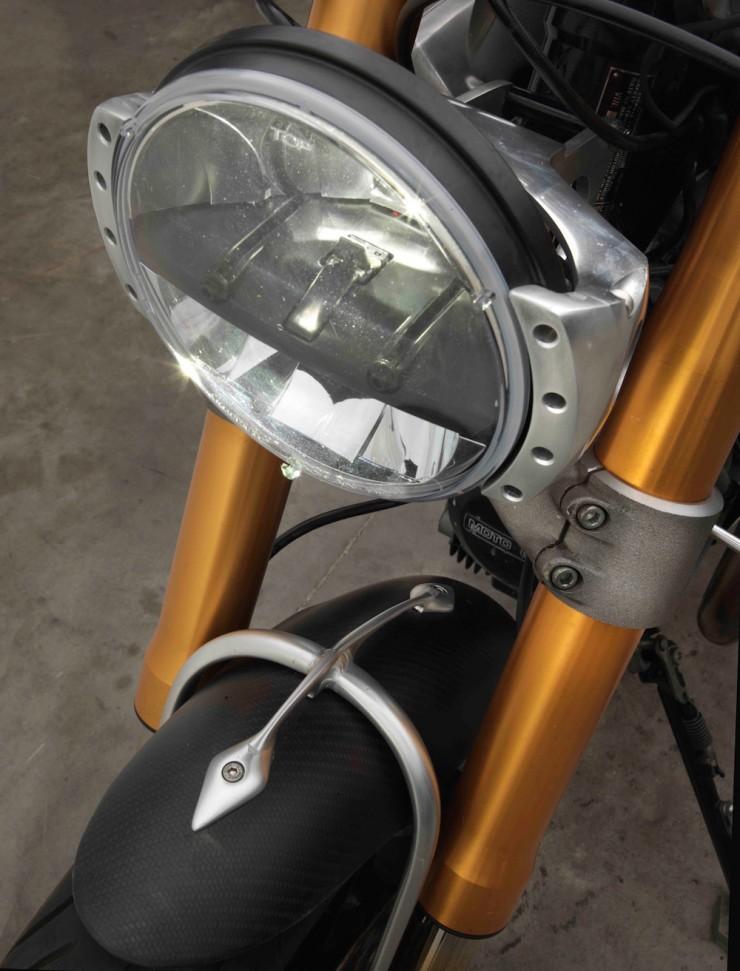 Moto Guzzi 1100 Sport 3