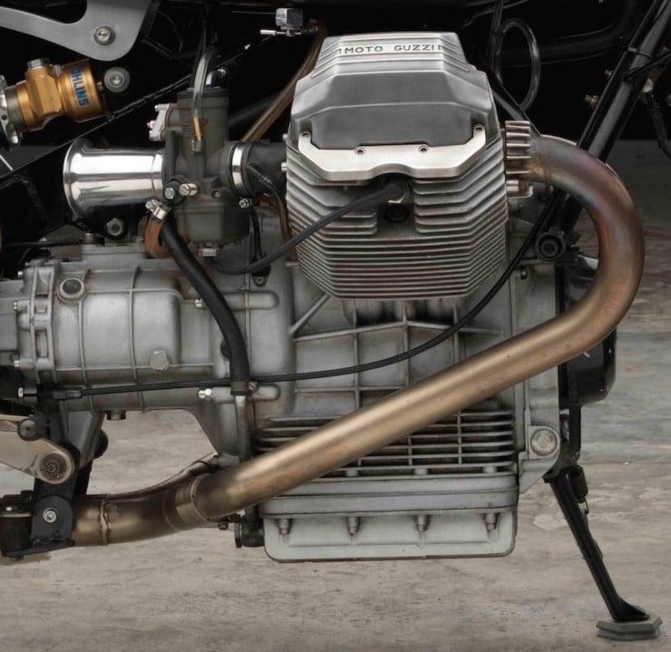 Moto Guzzi 1100 Sport 6