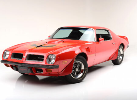 Pontiac Firebird Trans Am 455 Super Duty