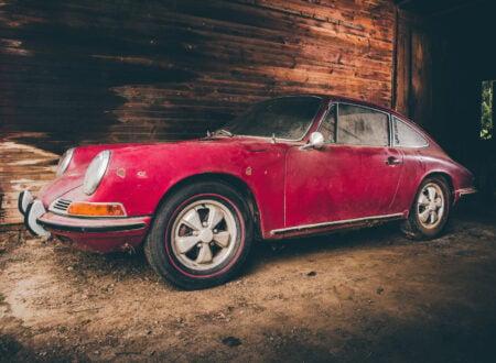 Porsche 911S 4 450x330 - Porsche 911S Barn Find