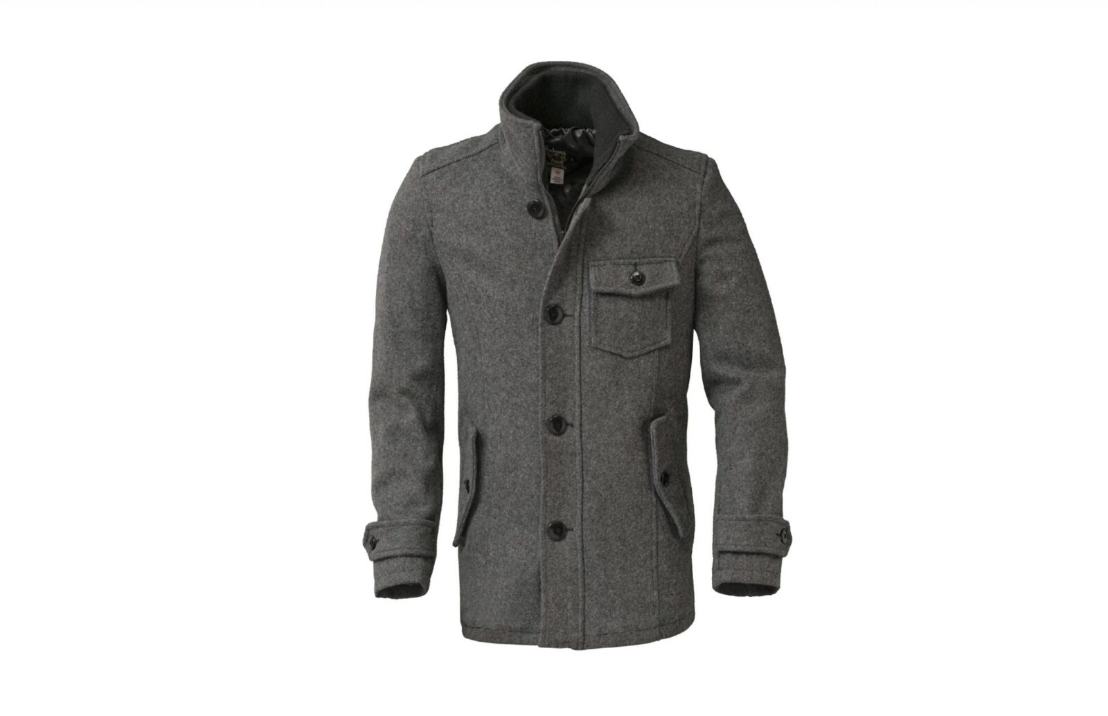 Schott Wool Car Coat 1600x1034 - Schott NYC Wool Car Coat