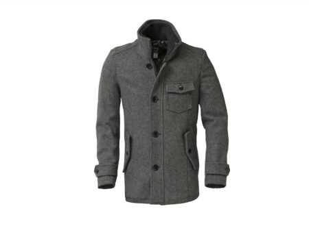 Schott Wool Car Coat