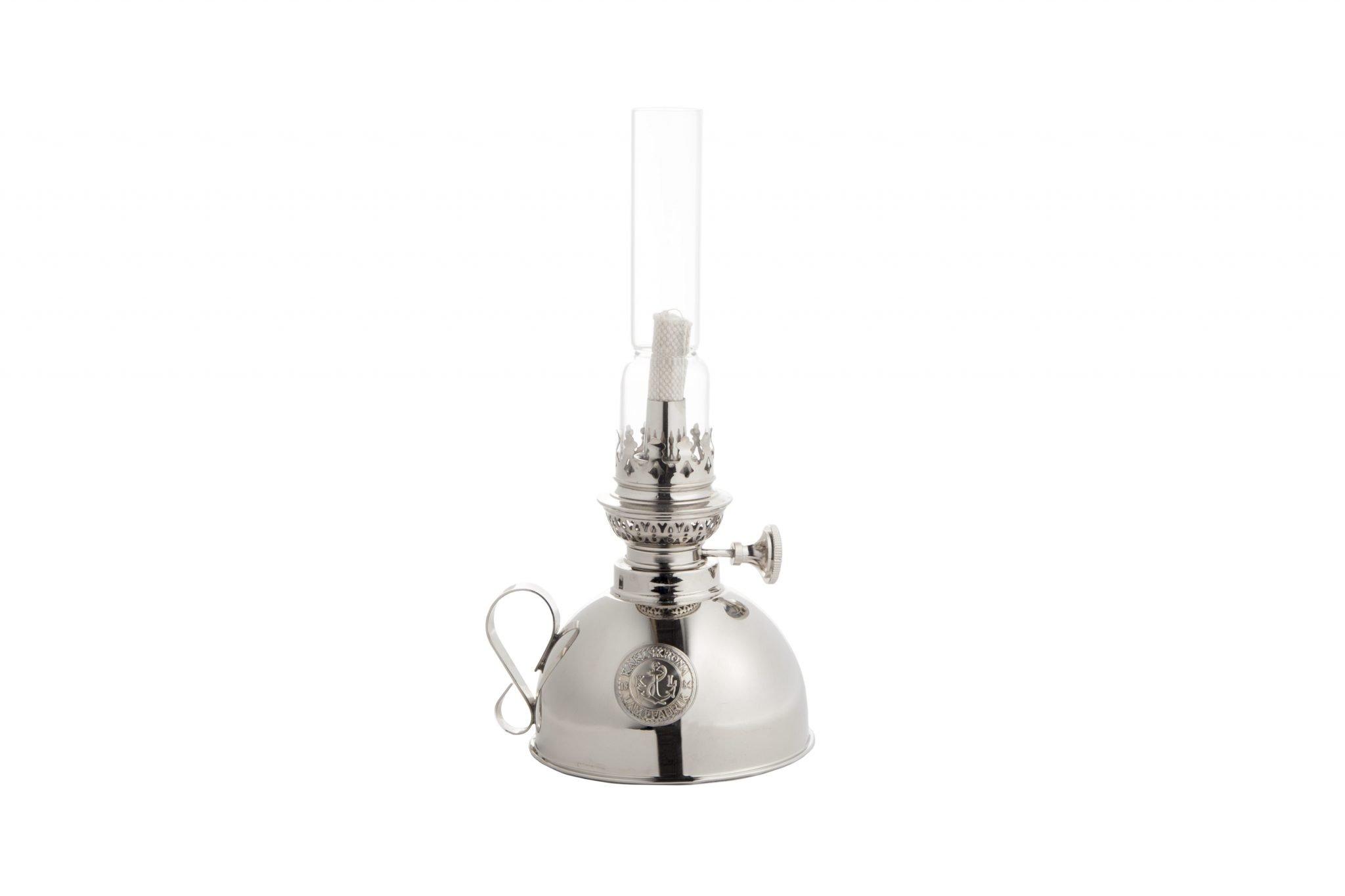 Traditional Swedish Oil Lamp