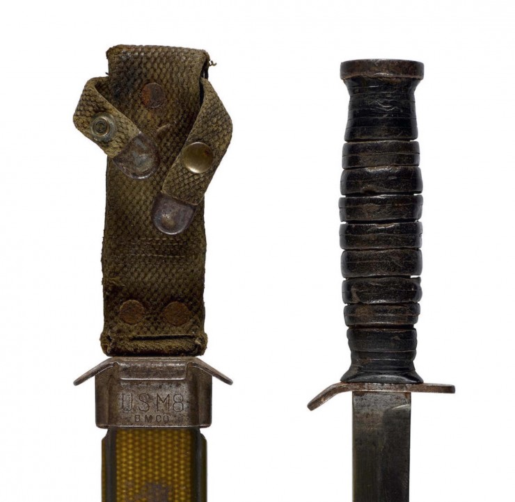 101st Airborne Paratrooper Jump Knives