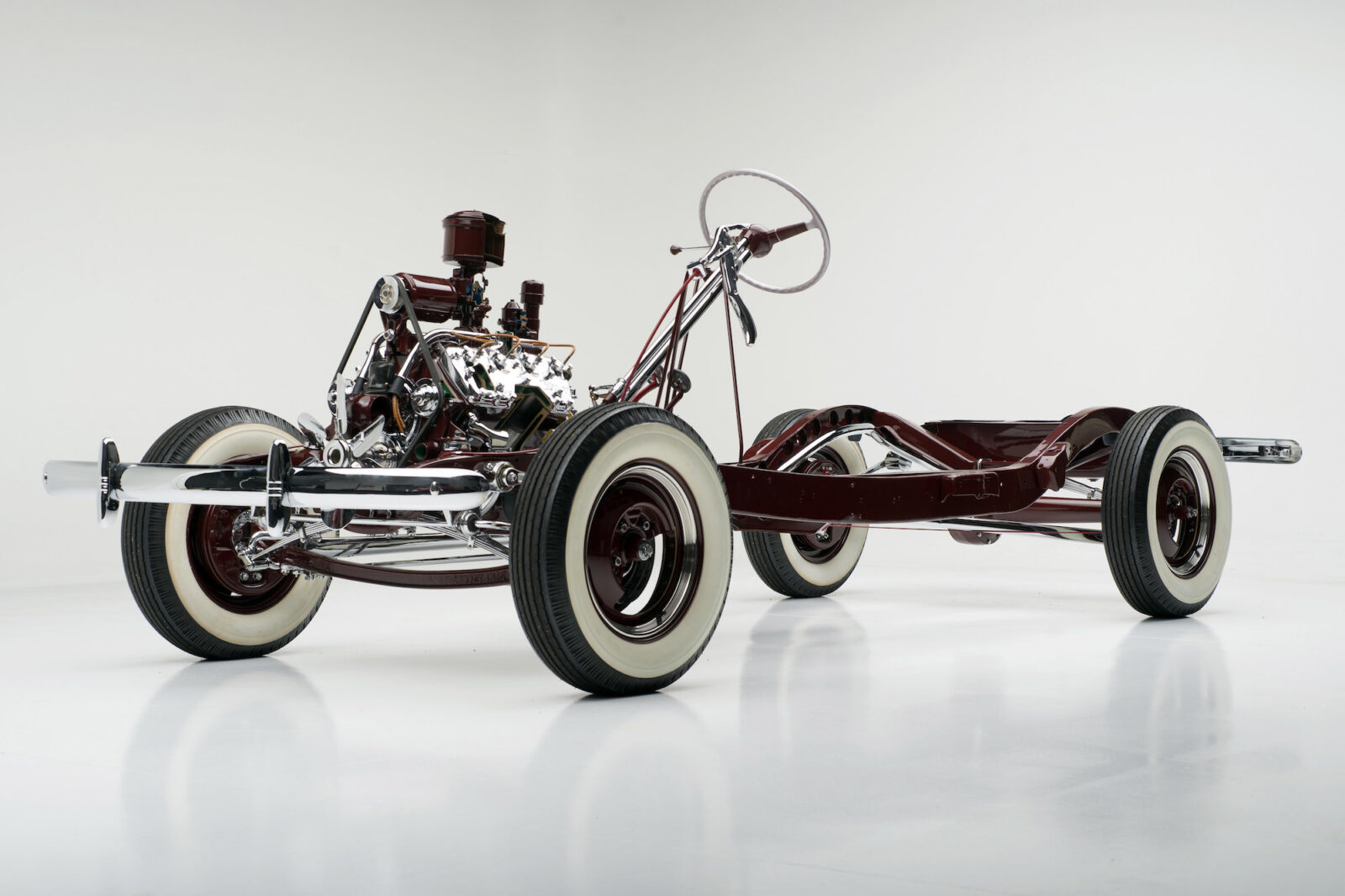 The 1939 New York World\'s Fair Ford Cutaway Chassis