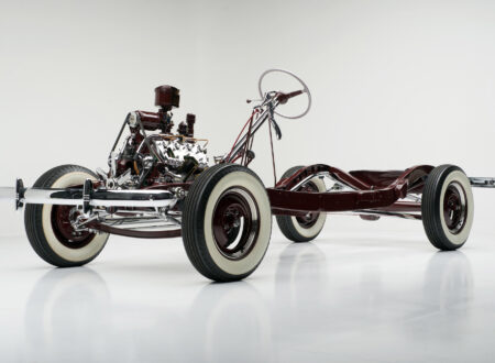 1940 Ford Deluxe Chassis 1