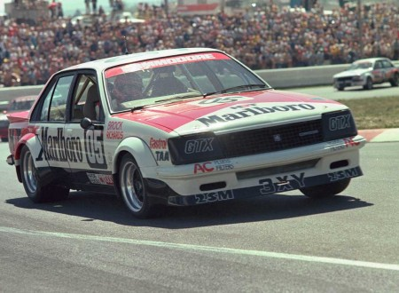 1980 Hardie Ferodo Bathurst 1000 Race Holden Commodore