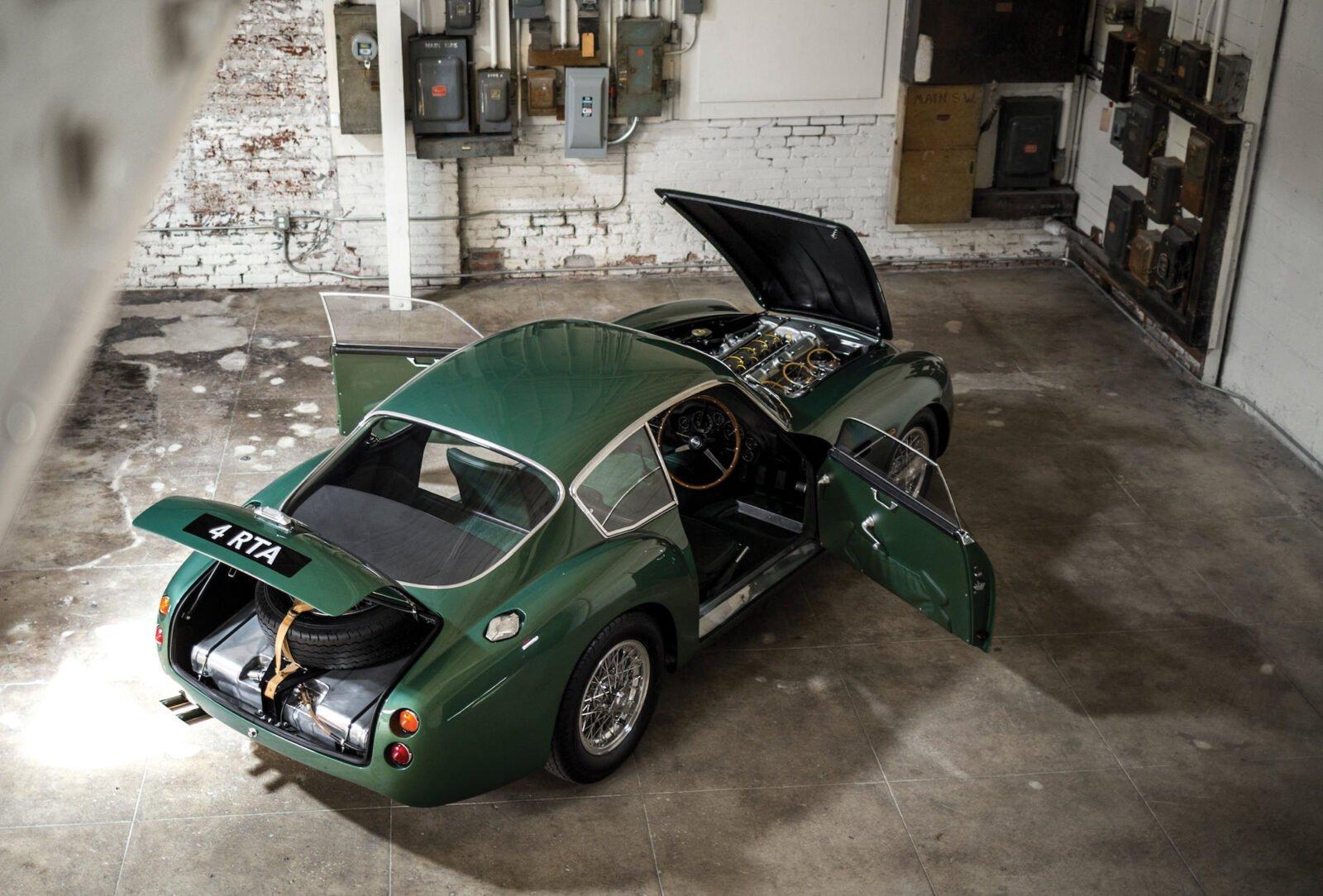 Aston Martin DB4 GT Zagato 26 1600x1084 - 1962 Aston Martin DB4 GT Zagato