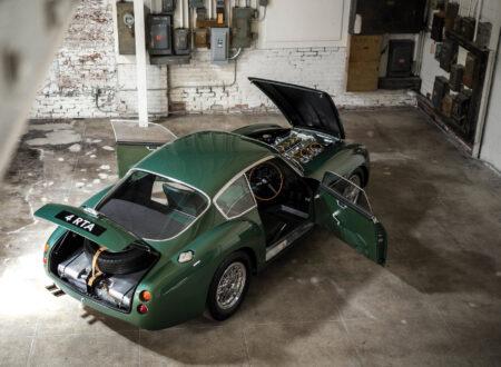 Aston Martin DB4 GT Zagato 26 450x330 - 1962 Aston Martin DB4 GT Zagato