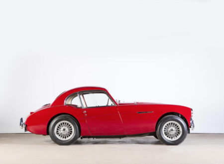 Austin Healey Coupe 5 450x330 - Donald Healey's Personal Austin-Healey 100S Coupe