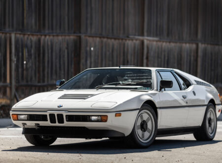 BMW M1 450x330 - The Original BMW M1