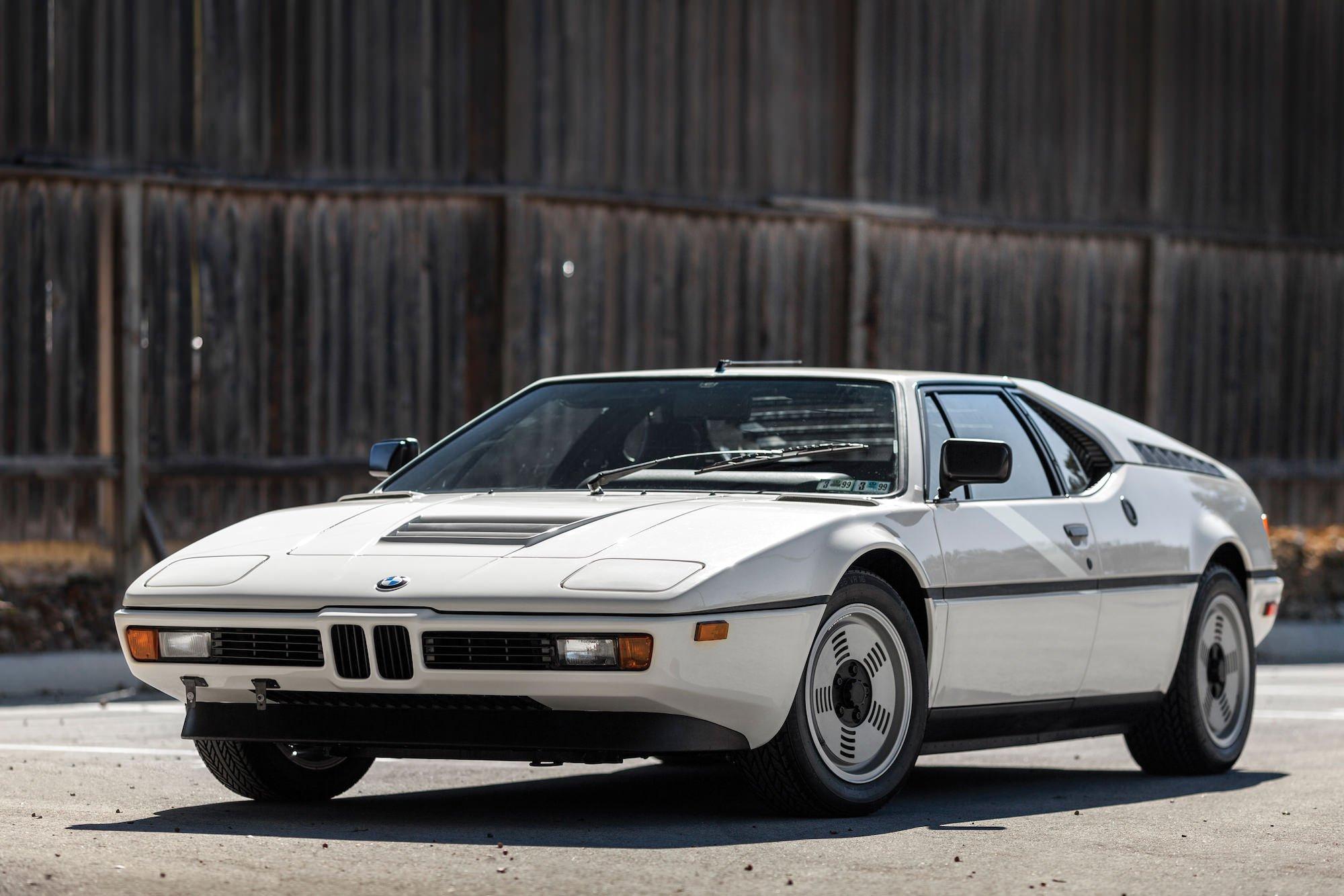 The Original BMW M1