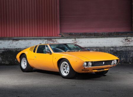 De Tomaso Mangusta 1 450x330 - An Original 1969 De Tomaso Mangusta