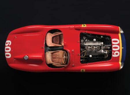 Ferrari 290 MM 8 450x330 - 1956 Ferrari 290 MM