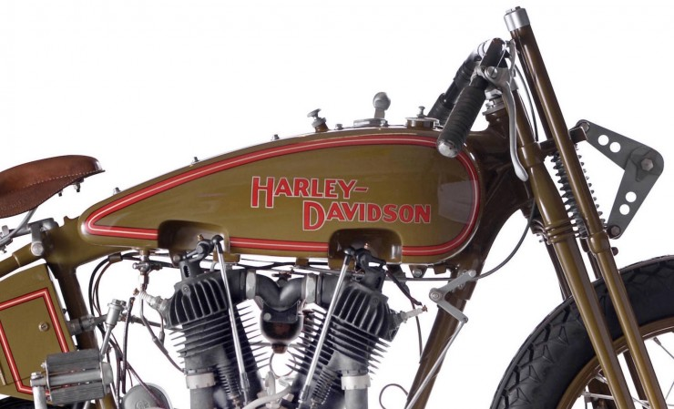 Harley-Davidson Two Cam Racing Motorcycle 1