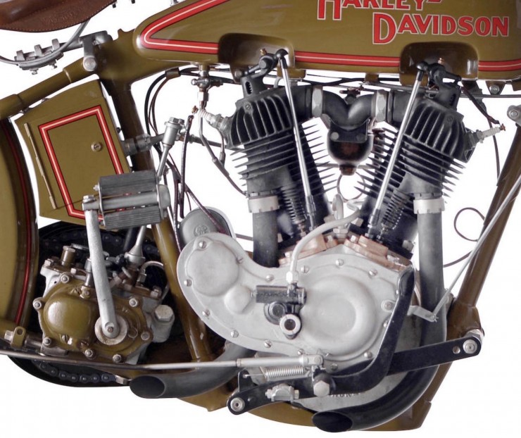 Harley-Davidson Two Cam Racing Motorcycle 10