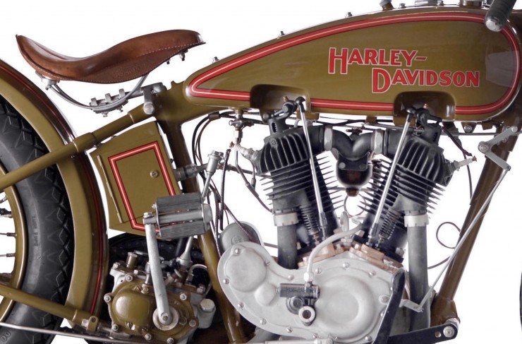 Harley-Davidson Two Cam Racing Motorcycle 2