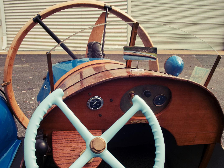 1932 Helicon Propeller Car