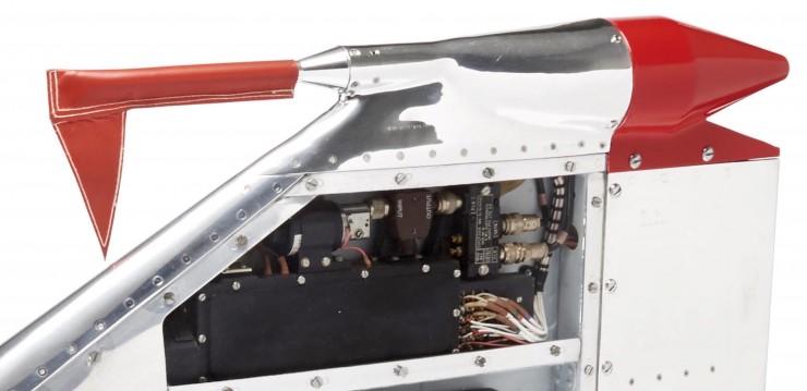 Ikara Anti-Submarine Tail Fin 1