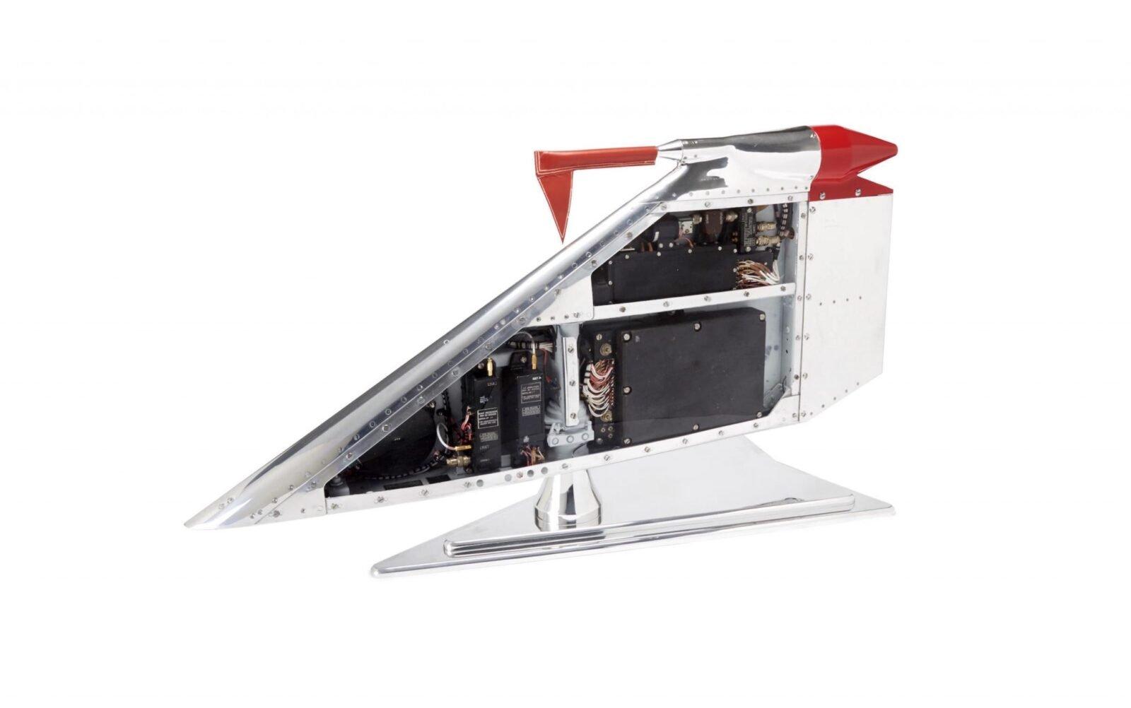 Ikara Anti Submarine Tail Fin 1600x1002 - Ikara Anti-Submarine Tail Fin