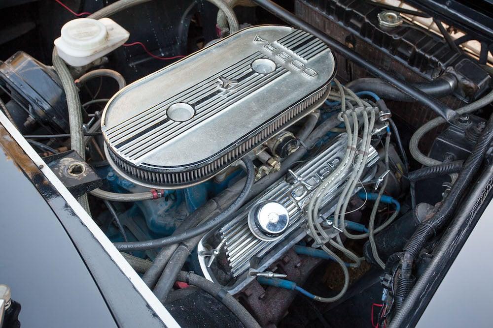 Intermeccanica Italia Spyder Engine 2
