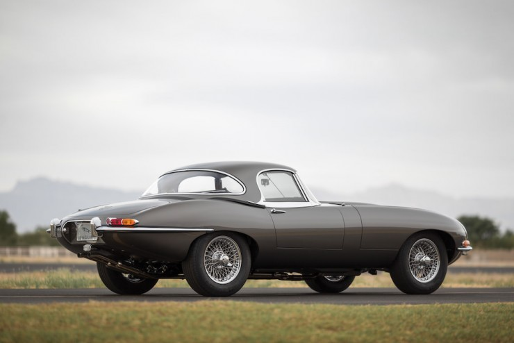 Jaguar E-Type Series 1 1