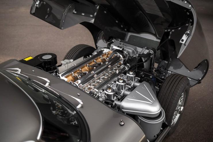 Jaguar E-Type Series 1 2