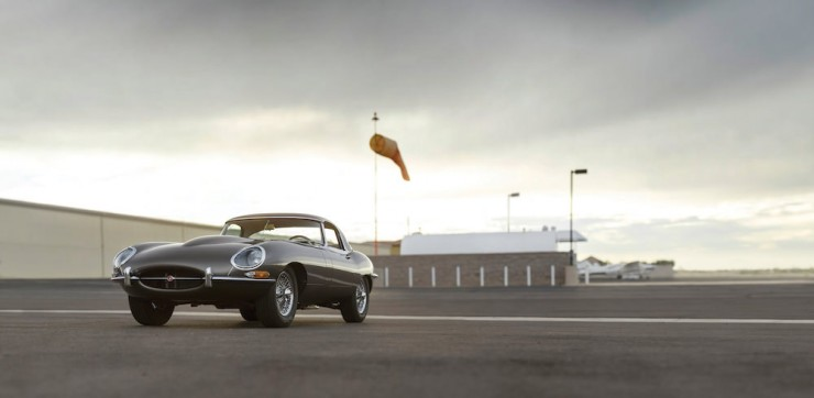 Jaguar E-Type Series 1 20