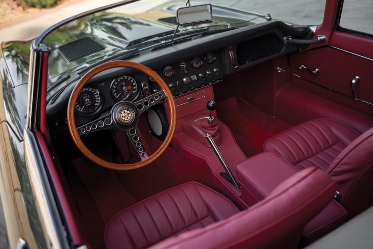 Jaguar E-Type Series 1 3