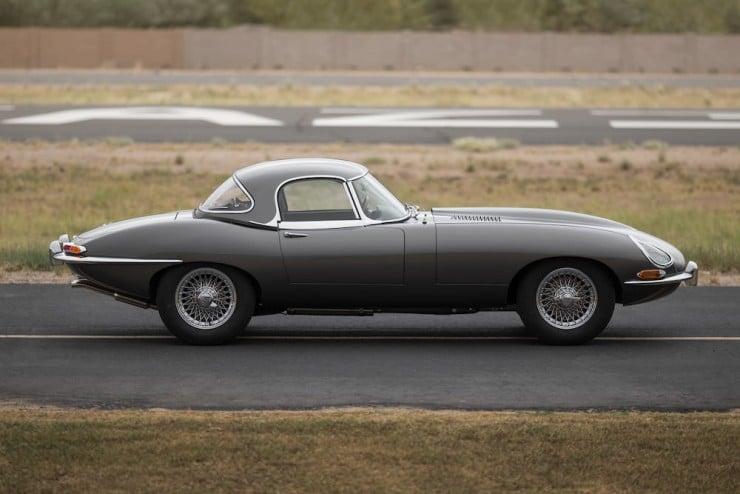 Jaguar E-Type Series 1 4