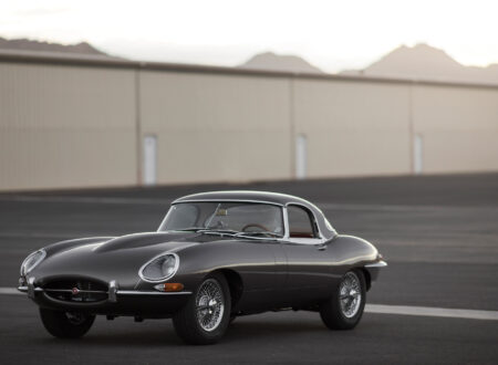 Jaguar E Type Series 1 450x330