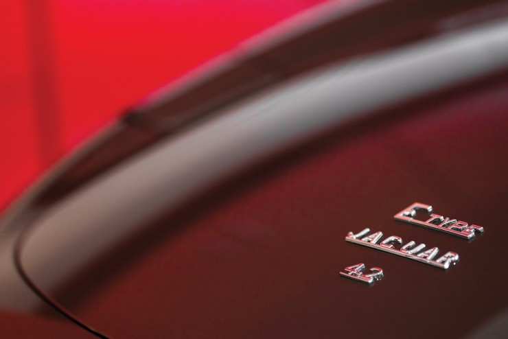 Jaguar E-Type Series 1 5