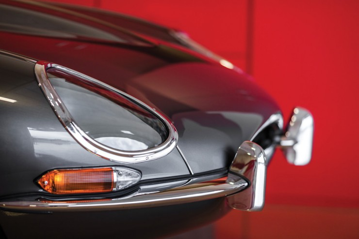 Jaguar E-Type Series 1 6